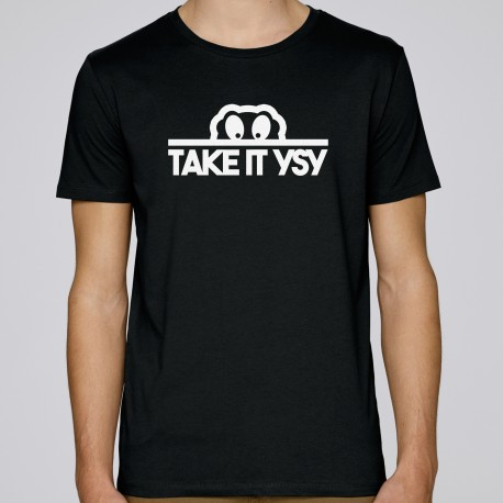 T-shirt take it ysy classic