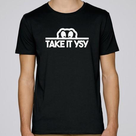 T-shirt take it ysy classic